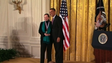 President Obama Honors the Country's Top Innovators and Scientists of 2011