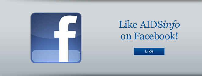 Like AIDSinfo on Facebook!