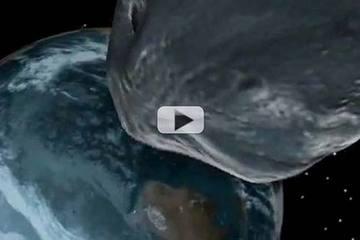 Can Earth Trigger An Asteroid Quake?   Video
