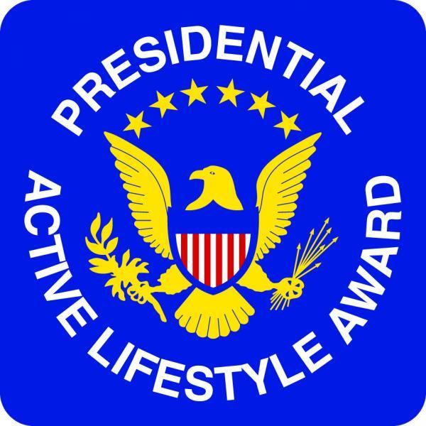 Presidential Active Lifestyle Award Logo