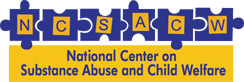 National Center on Substance Abuse and Child Welfare Logo