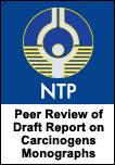 Peer Review of Draft Report on Carcinogens Monographs