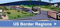 US Border Regions