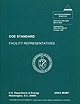 Book Cover Image for DOE Standard Facility Representatives