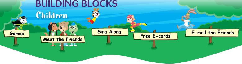 Building Blocks Children