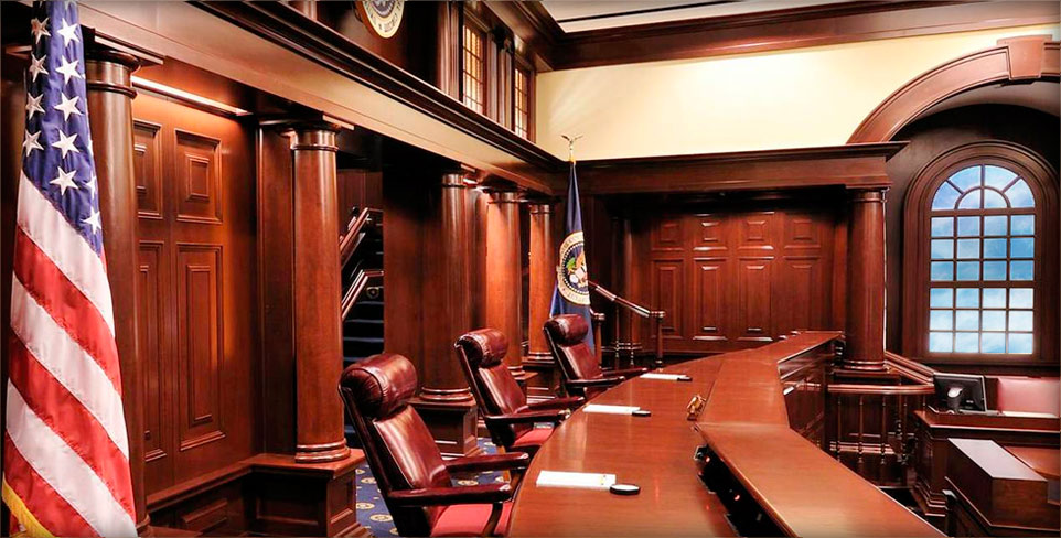 Court Room Setting