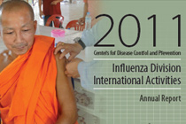 Influenza Division International Program Fiscal Year 2011 Annual Report Cover