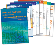 Providing Oral Care series booklets