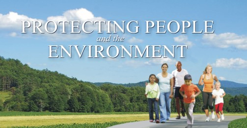Protecting People and the