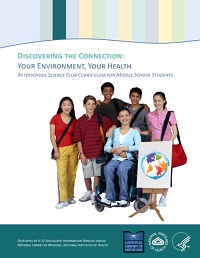 Image with text: Discovering the Connection: Your Environment, Your Health
