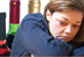 Women's Stress-Related Drinking Linked to Early Abuse