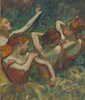Image: Edgar Degas, Four Dancers, c. 1899, Chester Dale Collection, 1963.10.122