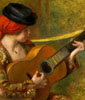 Image: Auguste Renoir, Young Spanish Woman with a Guitar, 1898, Ailsa Mellon Bruce Collection, 1970.17.76