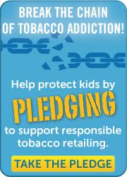 CTP pledge button