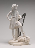 Image: David Triumphant, model 1845/1846, carved 1848