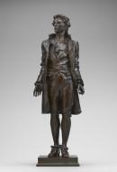 Image: Nathan Hale, model 1889/1890, cast 1890