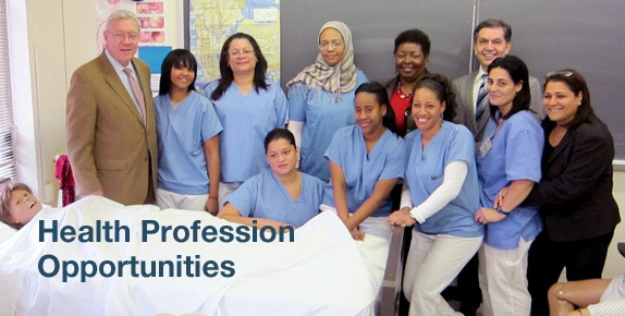 Health Profession Opportunities