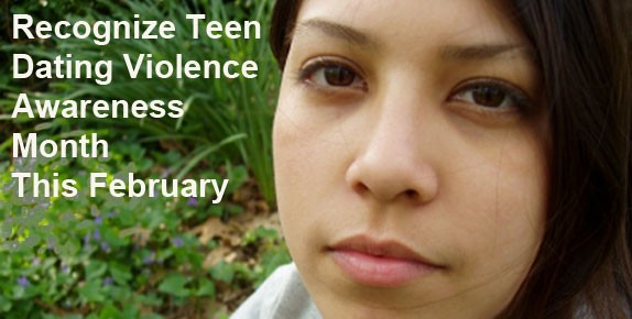 Recognize Teen Dating Violence Awareness Month this February