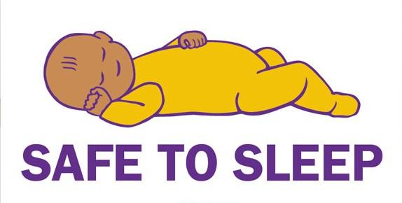 Safe to Sleep logo