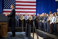 """Preventing Violence: President Obama Asks Americans to Stand Up and Say """"This Time It's Different"""""""