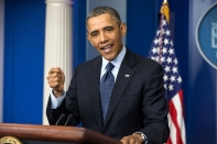 In Press Conference, President Obama Talks About Moving Forward Despite Sequester