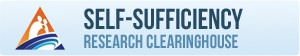 Self-Sufficiency Research Clearinghouse button