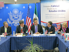 US Treasury Department: Assistant Secretary for International Finance Charles Collyns visits Mexico City with group to deepen economic relations (Thursday Jan 31, 2013, 11:48 AM)