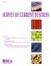 Survey of Current Business, V. 92, No. 4, April 2012