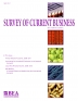 Survey of Current Business, V. 92, No. 5, May 2012