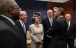 President Obama Greets House Leaders