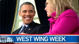 West Wing Week 02/01/13 or: