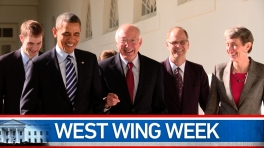 West Wing Week: 02/08/13 or
