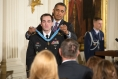 An American Hero Receives the Medal of Honor