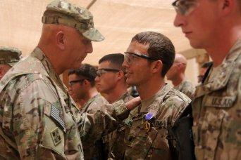 CSA visits Kandahar