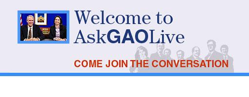 Ask GAO Slider Image
