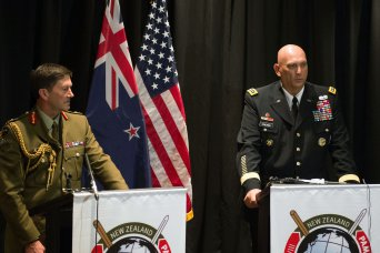 Pacific Armies Chiefs Conference opening ceremony
