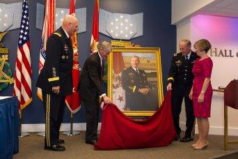 GEN Dempsey, 37th Army Chief of Staff Portrait Unv