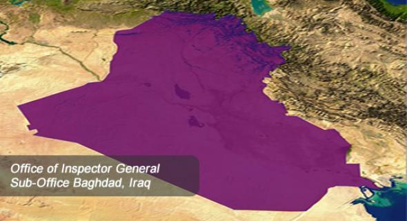 Sub-Office Iraq