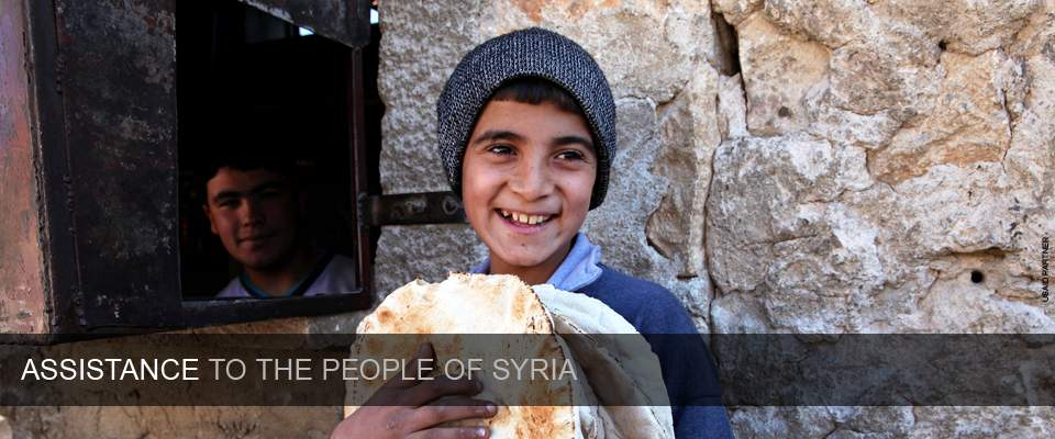 Assistance to the People of Syria