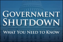 Government Shutdown - What you Need to Know