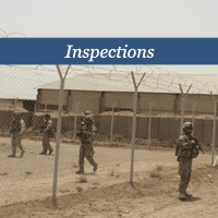 Inspections Department