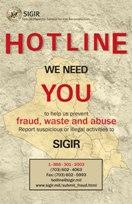 Hotline Information