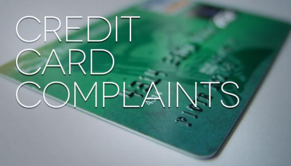 Credit Card Complaints