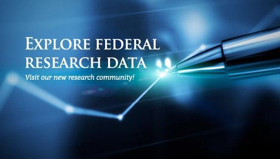 Explore Federal Research Data