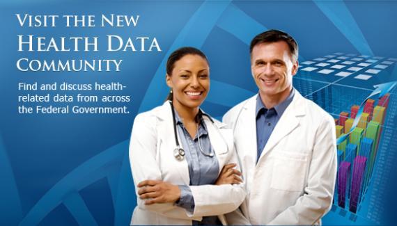 Visit the new Health Data Community