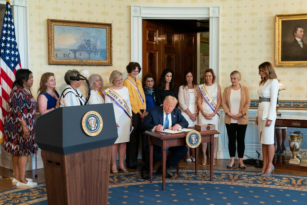 08.18.20 - Proclamation Signing on the 100th Anniversary of the Ratification of the 19th Amendment.jpg